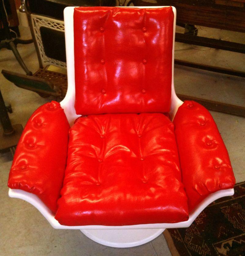 Santa-chair