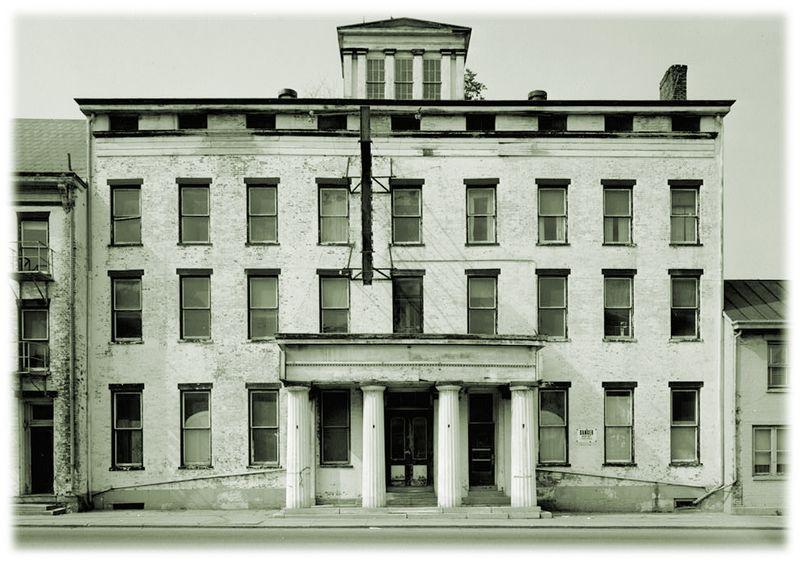 General Worth Hotel