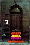 Great Jones Street original cover
