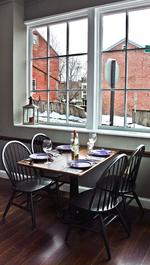 Mod-restaurant