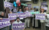 Tyner rally