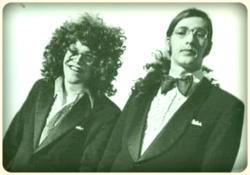 Franken & Davis, back in the day