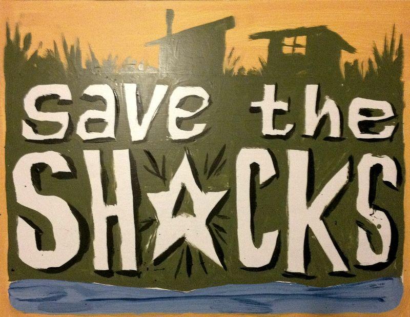 Savetheshacks