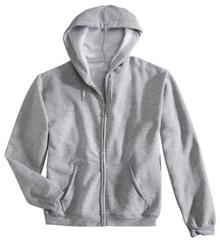 Generic gray hoodie