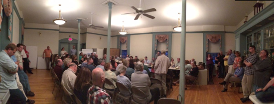 Joint Planning Board meeting (Town of Ghent, Town of Claverack)