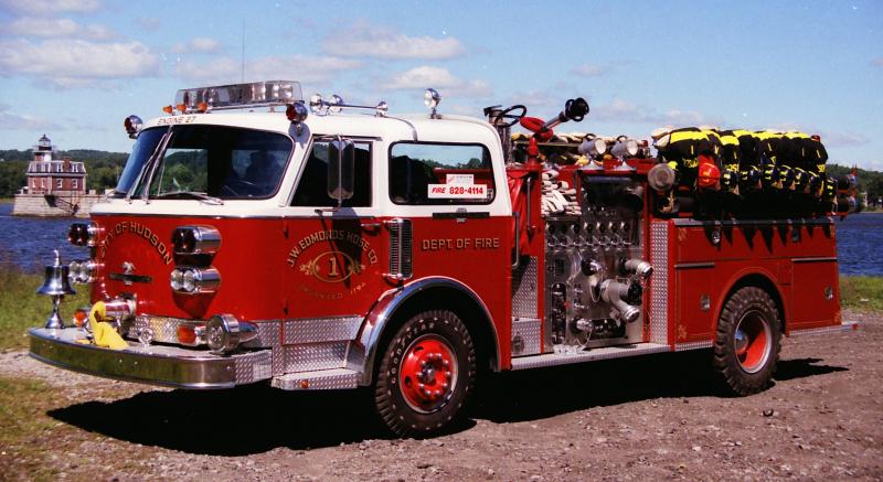 Firemanic-truck
